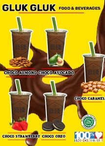 Varian Minuman Chocolate